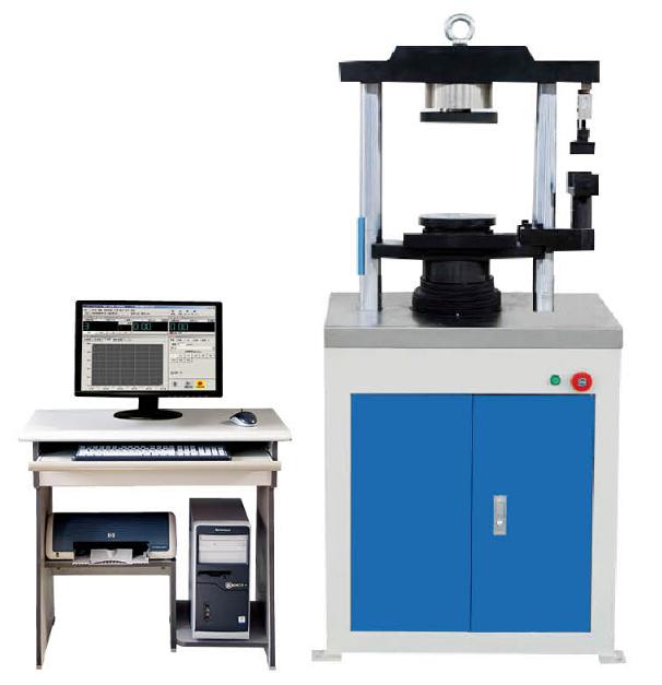 YAW-300D微机控制恒应力压力试验机