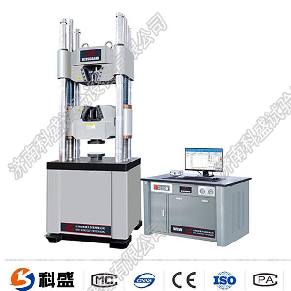 WEW-2000D(B、C)/200吨/2000Kn微机屏xian式ye压万能试yan机